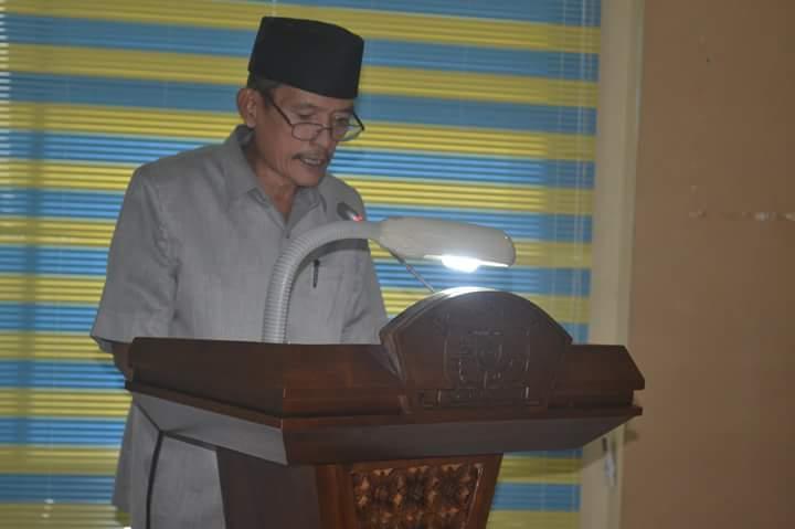 Wakil Ketua DPRD Kota Tanjungbalai Leiden Butar-butar SE