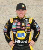 Eggleston – driver of the No. 99 NAPA Filters / H20 Fire Protection Toyota Camry – has four wins, along with a series-leading 11 top-five and 13 top-10 finishes.
