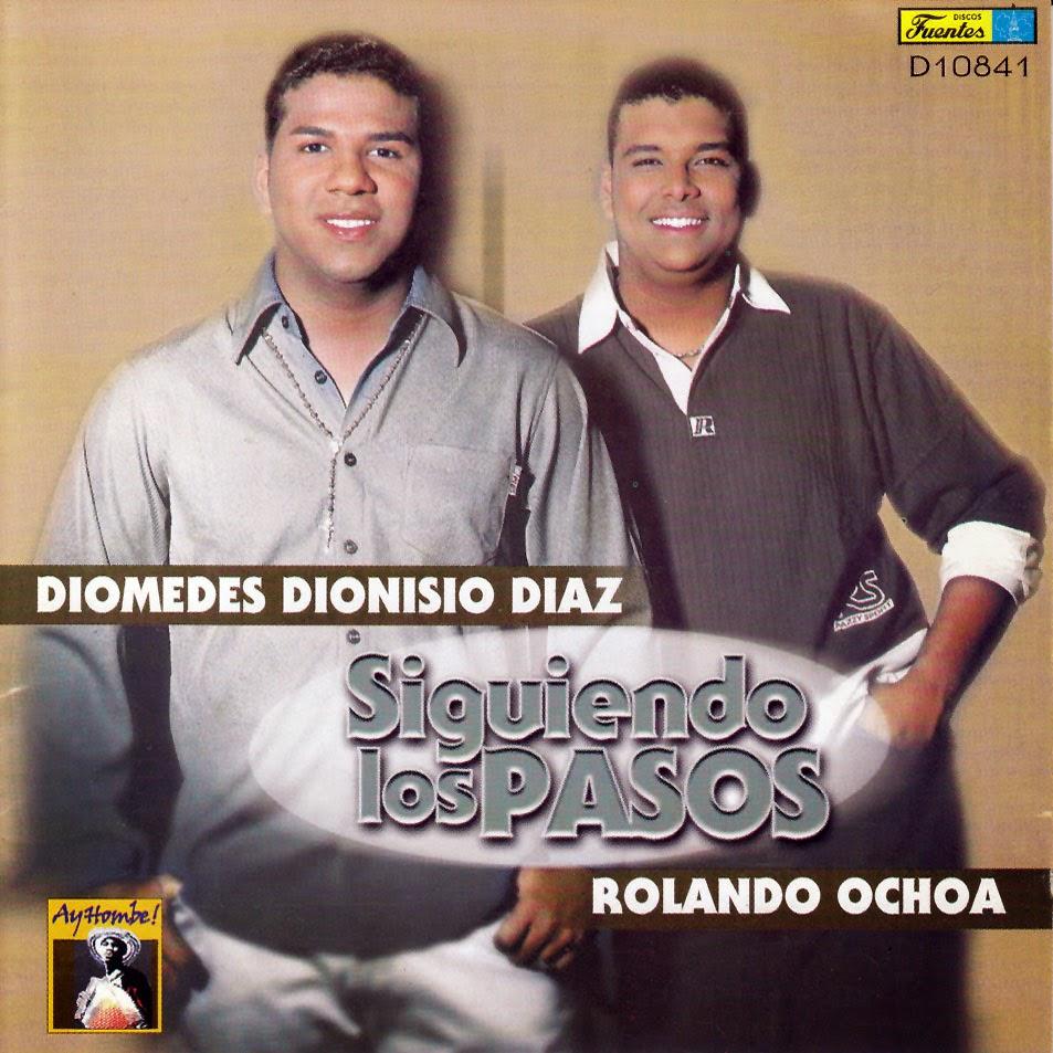 discografia diomedes dionisio