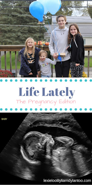 Life Lately: The Pregnancy Edition #momblogger #pittsburghblogger #baby #pregnancy