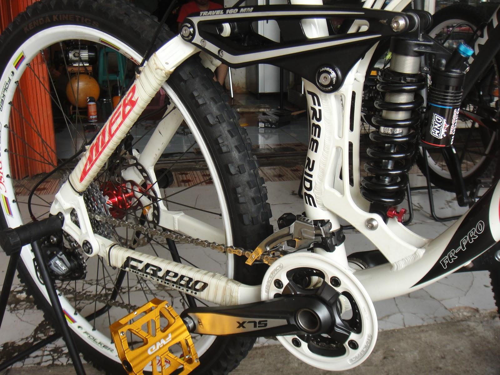 toko sepeda mtb herie bike tanggerang : sepeda fullbike