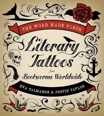 Edición en piel: el tatuaje literario