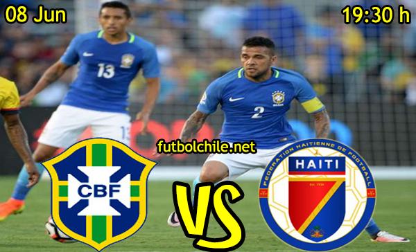 VER STREAM RESULTADO EN VIVO, ONLINE: Brasil vs Haití