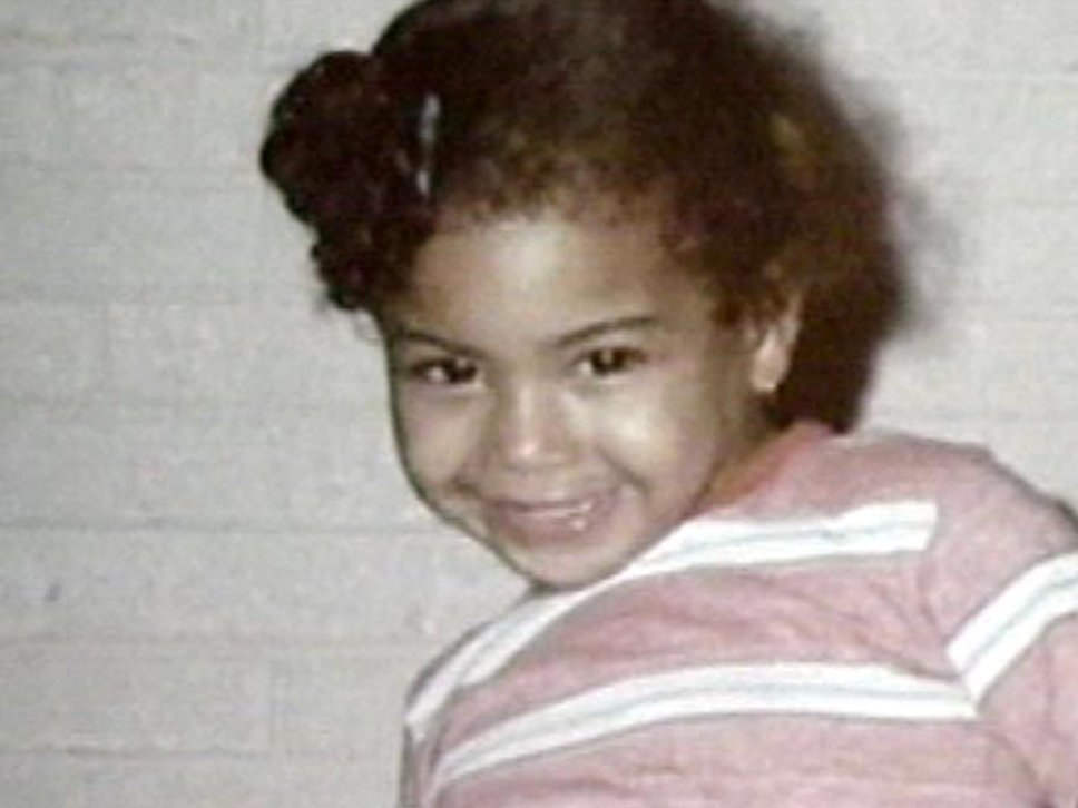 Celebrities Now And Then: Beyoncé Knowles