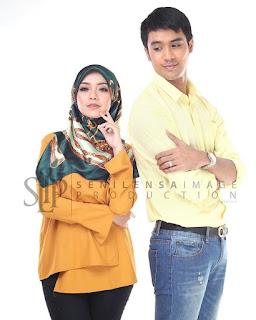 Hero dan Heroin Drama Adaptasi Novel Meh Sandar Pada Aku, Mira Filzah Sebagai Afnan Tasneem dan Aliff Aziz sebagai Syed Nadzhan