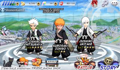 Download Bleach Brave Souls v2.2.0