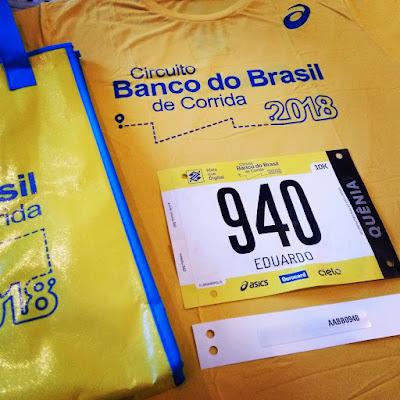 04bb410d6b6 Kit do Circuito Banco do Brasil de Corrida - Etapa Florianópolis