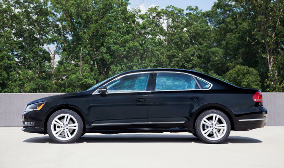 2016 Volkswagen Passat 1.8T Automatic Review