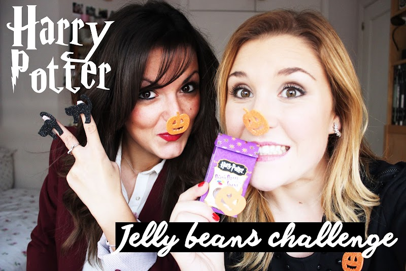 VIDEO | HARRY POTTER JELLY BEANS CHALLENGE