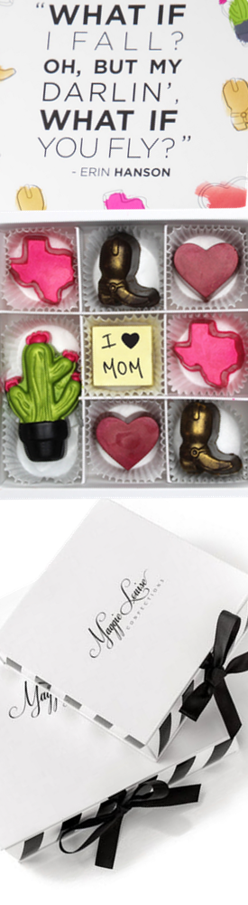 Maggie Louise Oh Darlin Mothers Day Chocolate Box