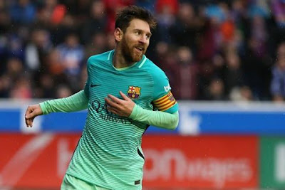 Manchester City quiere a Messi