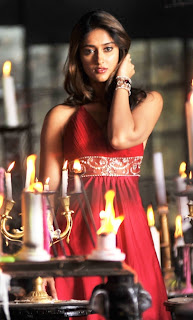 South Indian Actress Ileana Latest Spicy Picture Gallery in Red Dress