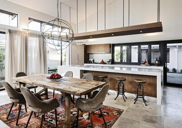 Советы дизайнеров. Кухня, совмещенная с гостиной