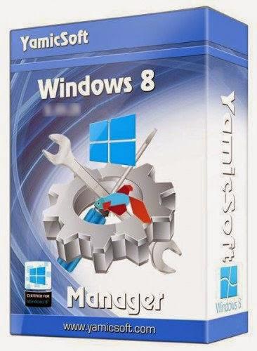 Windows 8 Manager 2.1.8 + Crack