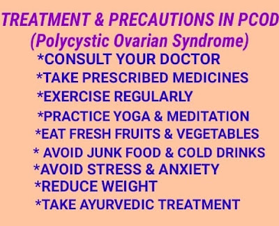 PCOD signs,symptoms,treatment in hindi /polycystic ovarian syndrome