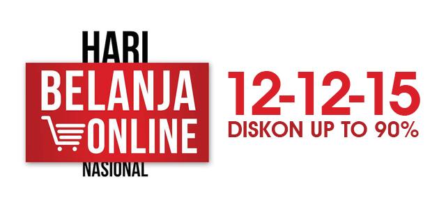 Hari Belanja Online Nasional 2015