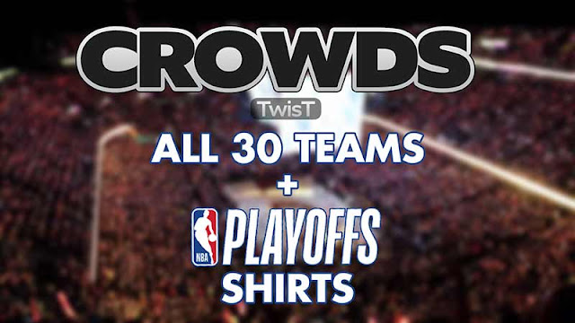 NBA 2K18 Crowd All 30 Teams