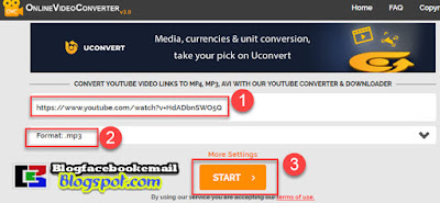 cara download video berupa format mp3