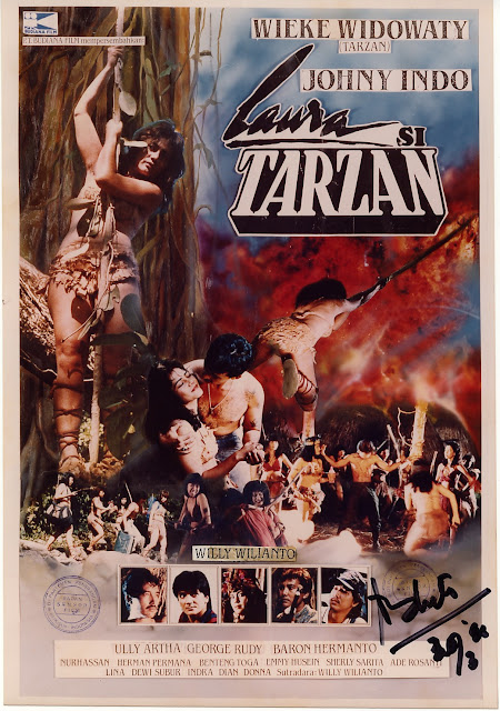 Laura Si Tarzan (1989)