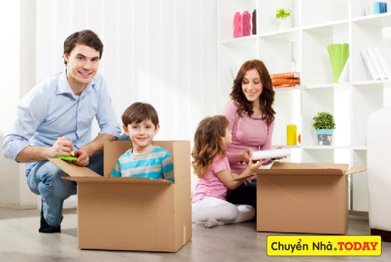 Giớ thiệu dịch vụ chuyển nhà today