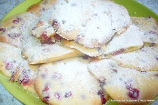 лимонное печенье готовое