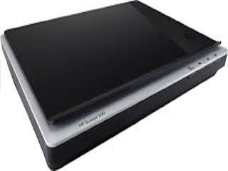 Image HP Scanjet 200 Scanner