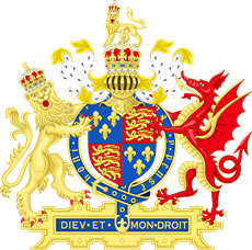 Edward VI coat of arms