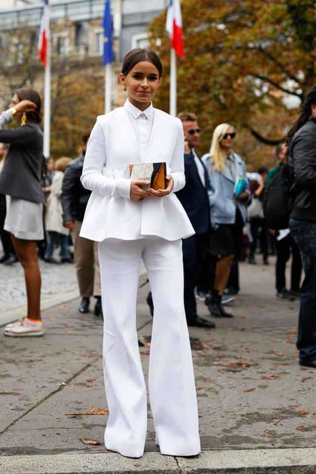 traje pantalón invitada boda perfecta look suit