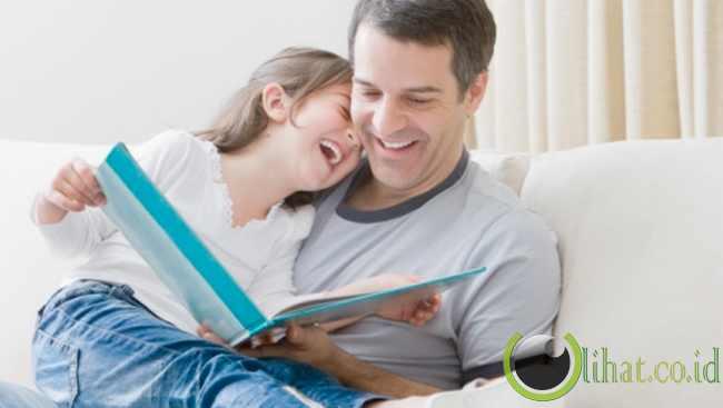 5 Cara menjadi Ayah teladan Sekaligus Ayah yg Baik bagi Anak