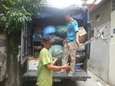 Dịch vụ chuyển nhà trọn gói tại quận Hoàng Mai