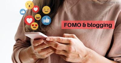 Πώς το σύνδρομο FOMO επηρεάζει τη ζωή σου ειδικά αν είσαι blogger