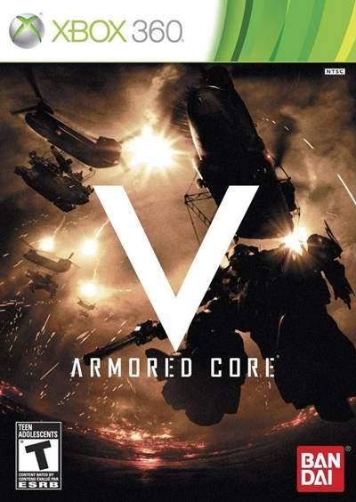 Armored Core V Xbox 360 Español 2012 NTSC Descargar