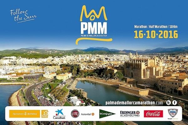 Palma de Mallorca Marathon - 16 de Octubre