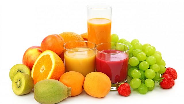 Menyegarkan TenggorokanDengan Minuman Segar Dan Sehat