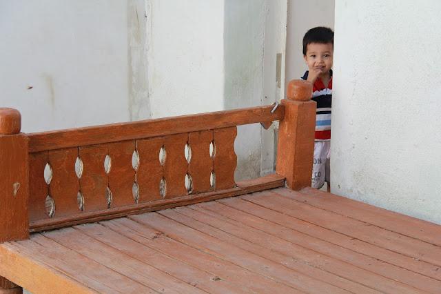 Ouzbékistan, Boukhara, Rushana, tapchane, tapshan, © L. Gigout, 2012