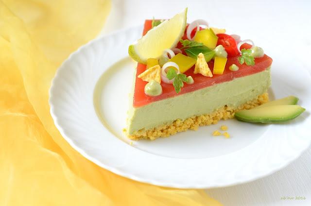 guacamole-cheesecake