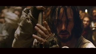 in 47 Ronin. After a treacherous warlord kills