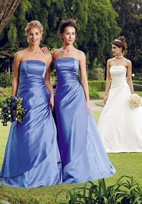 Vestidos de damas de honor