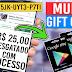GANHE AGORA GIFT CARD GRATIS!! NOVO APLICATIVO PARA GANHAR MUITOS GIFT CARDS GRATIS!! FUNCIONA!!