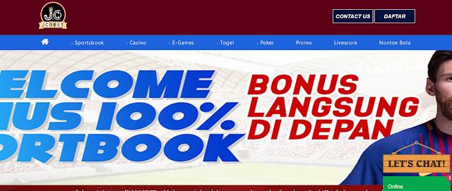 Situs Judi Bola Resmi Judi Casino Online Terbesar Jcobet.com