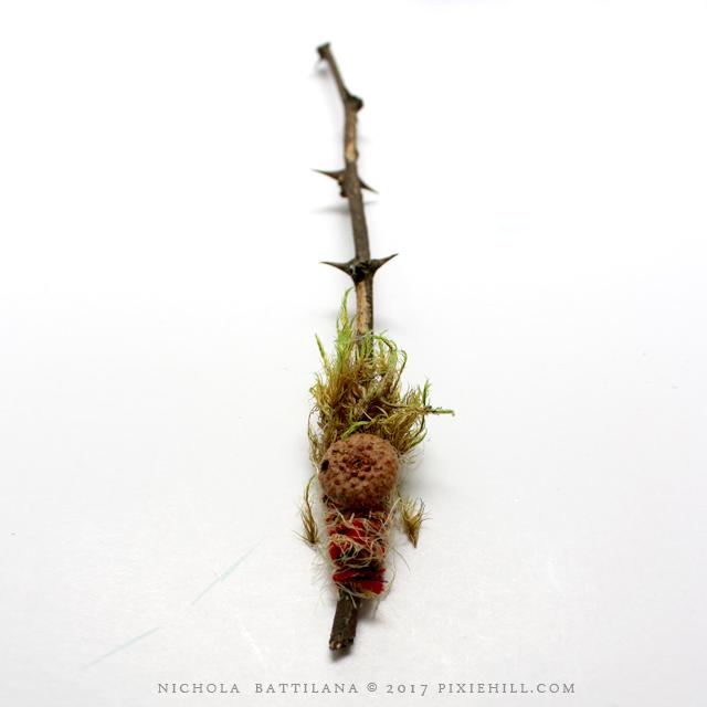 Wild Faerie Wands - Nichola Battilana pixiehill.com