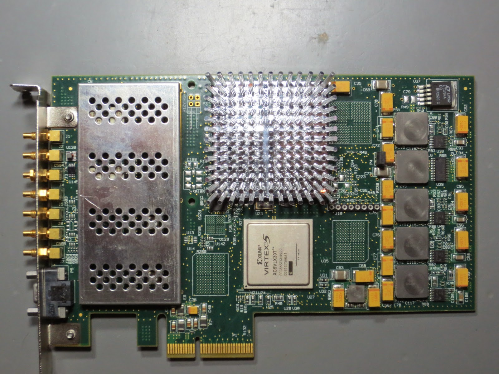 Make your own 10 Gigabit Switch from Mellanox Connetex EN cards and