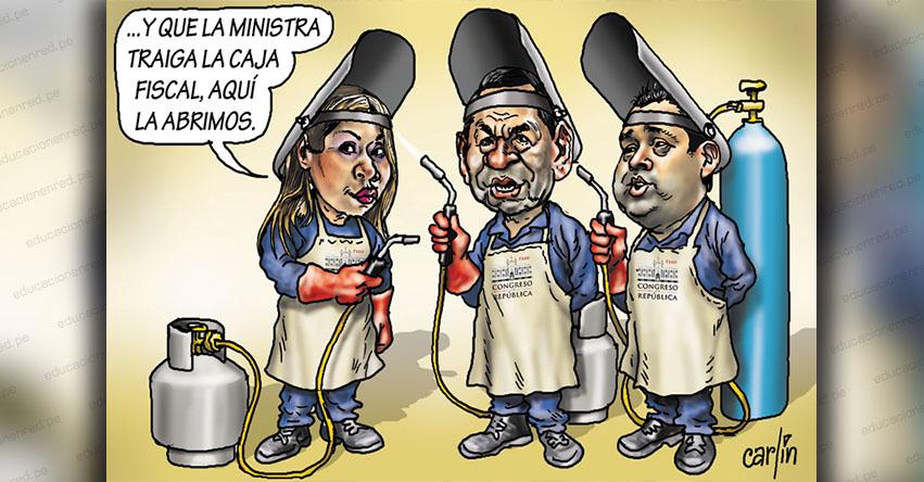 Carlincaturas Miércoles 26 Agosto 2020 - La República