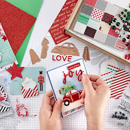 Spellbinders Christmas Kit-Limited Edition