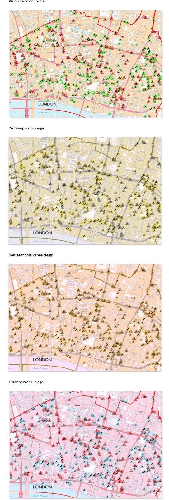 mapas interactivos de google para informarte del trafico