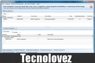 Malware Destroyer   Antivirus ed antispyware per sistemi operativi Windows
