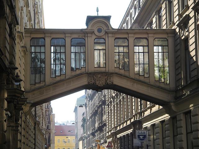 Bridges: Bridges between Buildings