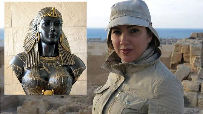 Museo de El Cairo exhibirá objetos  de Cleopatra  hallados por la  arqueóloga dominicana  Kahtleen Martínez