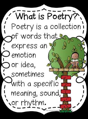 creative writing poetry unit