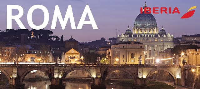 Ruta Vigo - Roma, con Air Nostrum
